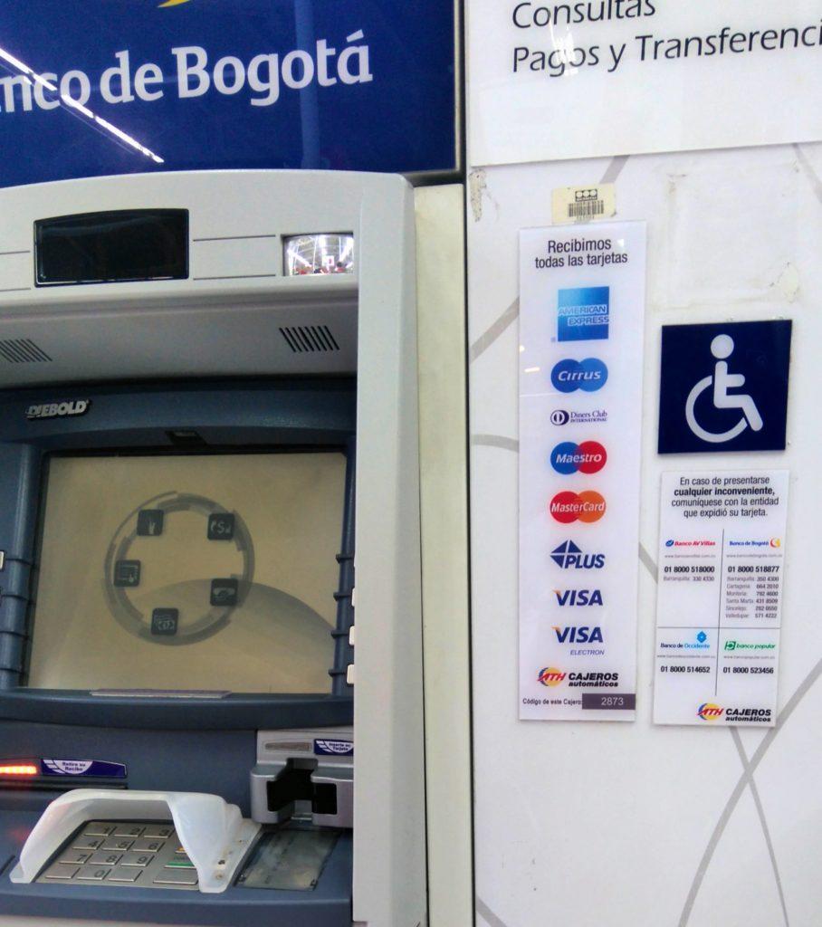 Geld-Tipps auf Reisen - ATM Geldautomat