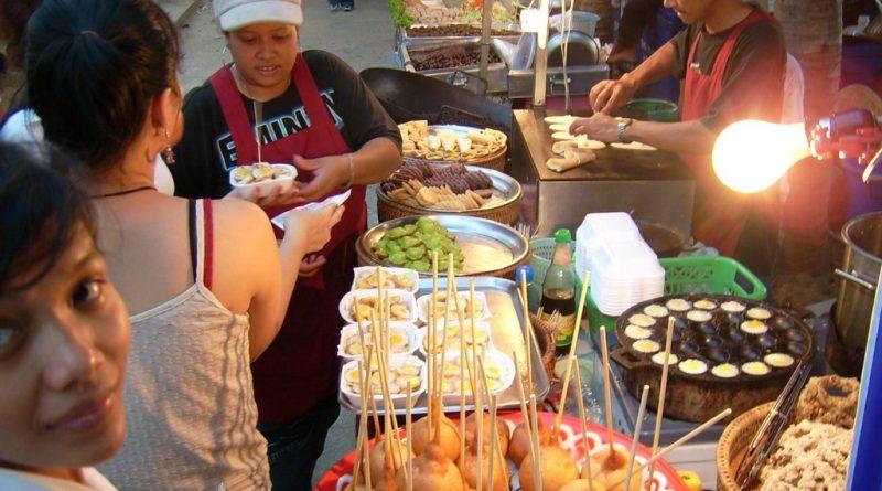 Essen im Ausland - Thai Imbiss