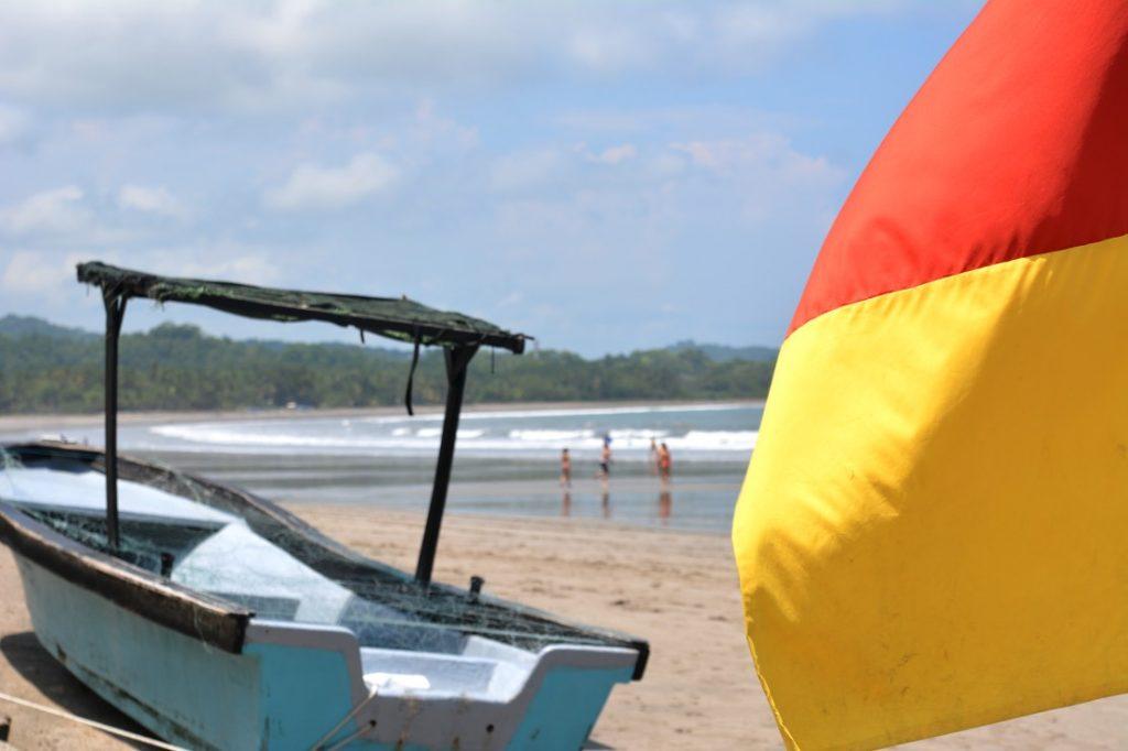 Reise-Sicherheitstipps - Sicherheit am Strand