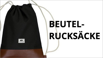 Beutel Rucksack Hipster Turnbeutel