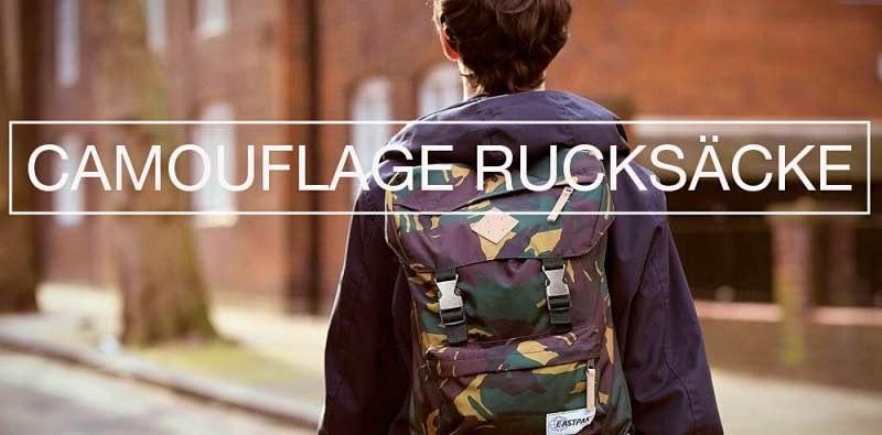Camouflage Rucksack Camo