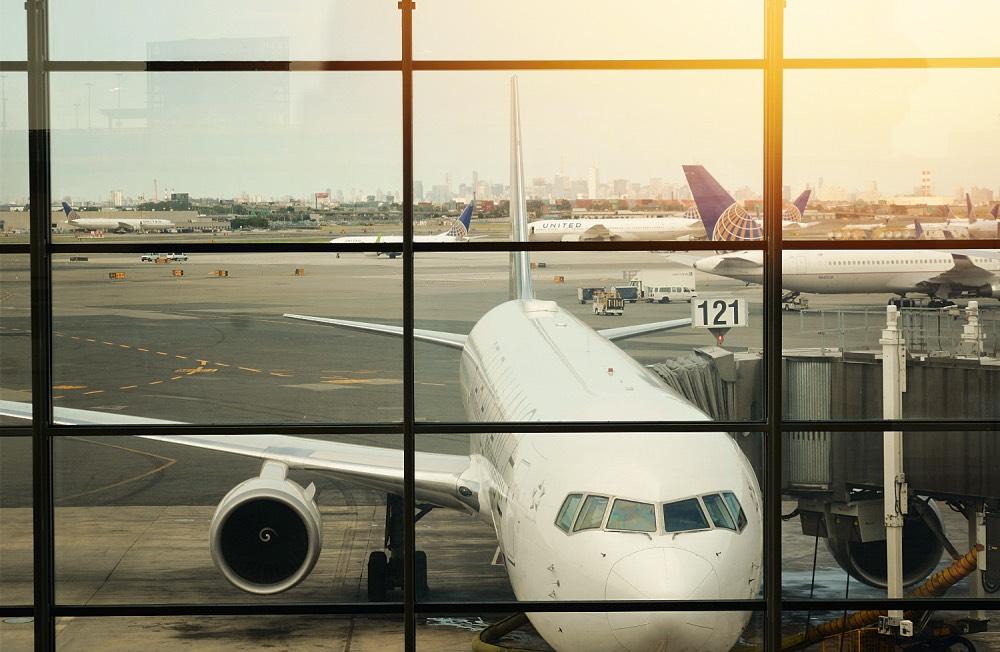 Flughafen - Startvorbereitung - Flugangst