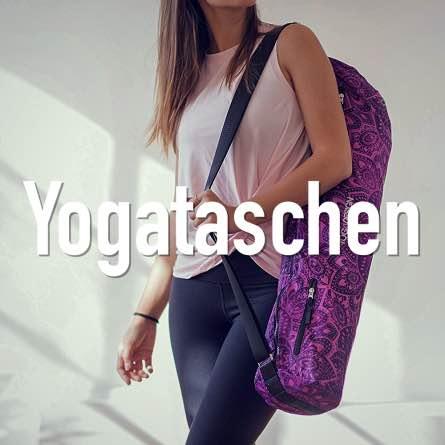 Caiqinlen April Geschenk Zwei Taschen Yoga Sportmatten Tasche bietet Fitness Fitness Erwachsenen Kindern f/ür Yoga multifunktionale Yoga Matten Tasche