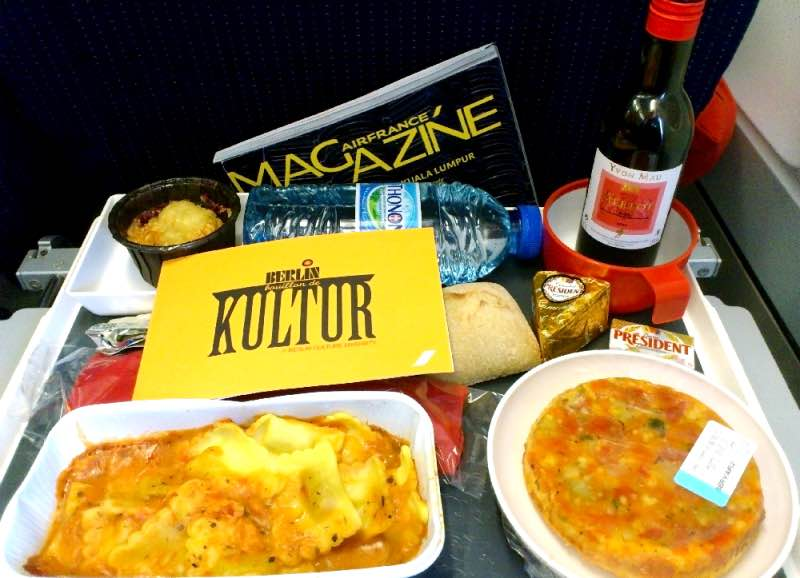 Aur France Lunch