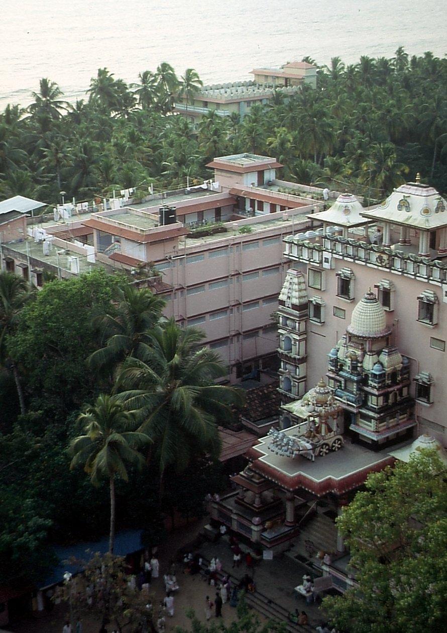 Kloster auf Zeit, Amachi Ashram und Retreats