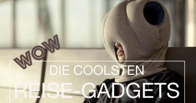 Reise Gadgets 2019