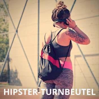 hipster turnbeutel beutelrucksack