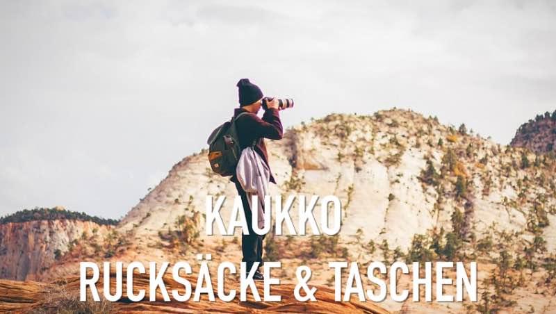 Kaukko Rucksack Kaukko Taschen