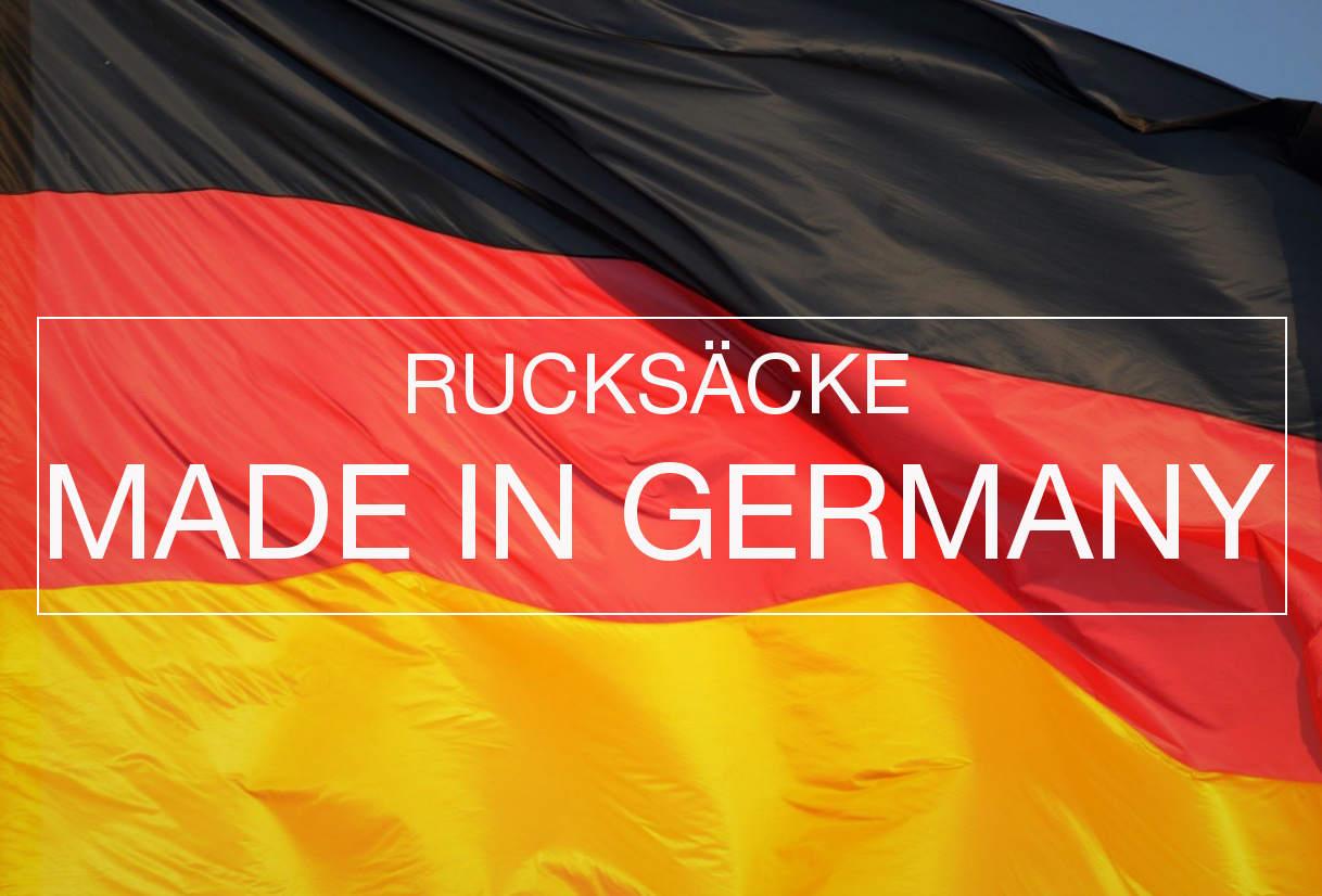 Rucksack made in germany online shop 2018 jetzt Markise gunstig deutschland