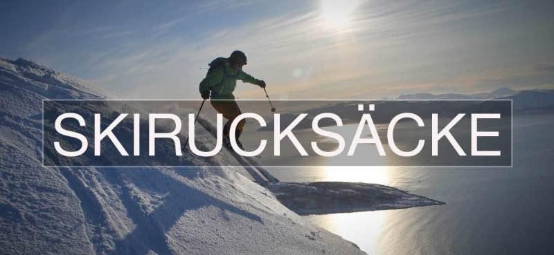 Skirucksack - Skirucksäcke