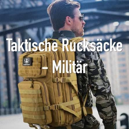 taktischer Rucksack Militär