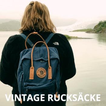 Vintage Ruckäcke