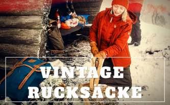Vintage Rucksäcke